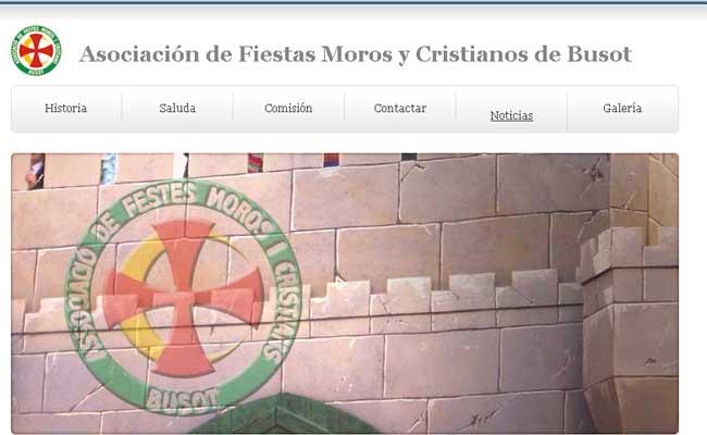 Asociación de Fiestas Moros y Cristianos de Busot